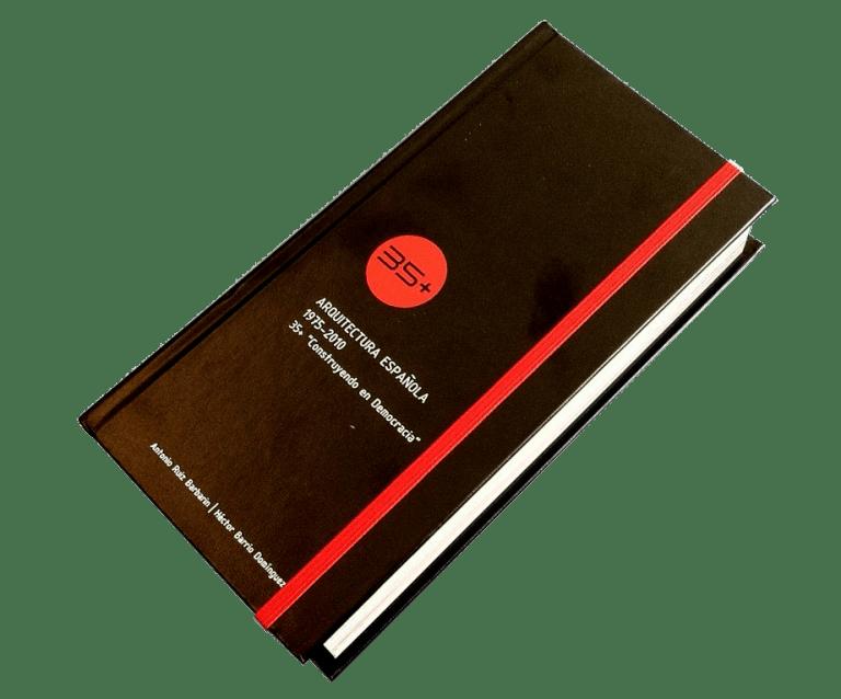 35+ arquitectura española. 1975-2010. Fundación ACS. 2012