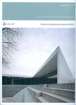 """ARQUITECTOS 177. CSCAE Nº 06/1. 2006. """"Viviendas en Villarromán, Cuenca"""""""
