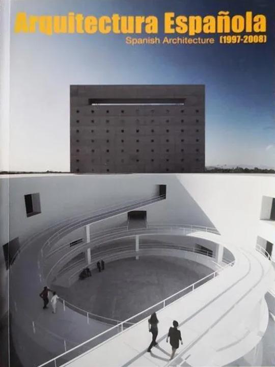 "ARQUITECTURA ESPAÑOLA/SPANISH ARCHITECTURE (1997-2008). ICEX, CSCAE, CA-GROUP. 2010. ""Sede social de la EMT, Madrid"""