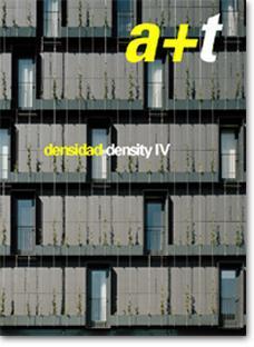 """A+T. Nº 22. 2003. """"23 Viviendas en Avda. Ciudad de Barcelona""""."""