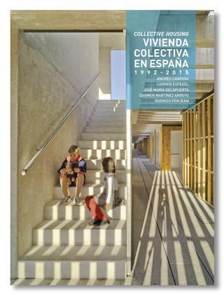 """A+T Edición condensada. Density. Nueva Vivienda Colectiva. 2006. """"Viviendas en Avda. Ciudad de Barcelona""""."""