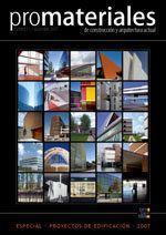 """PROMATERIALES DE CONSTRUCCIÓN Y ARQUITECTURA ACTUAL. Nº 2 Enero-Febrero 2007. """"Madrid Arena"""""""