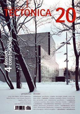 """TECTONICA. Nº 20. 2006. """"Sede social de la EMT, Madrid"""""""